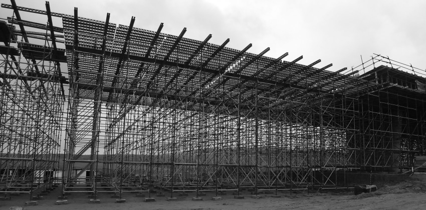 Kwikstage / Quick Stage Scaffolding System