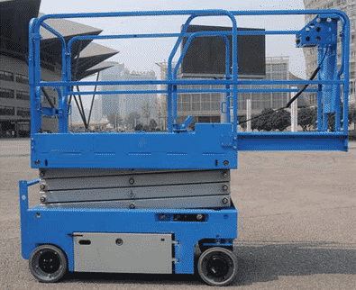 The Different Scissor Lift Types Explained Scaffold Pole