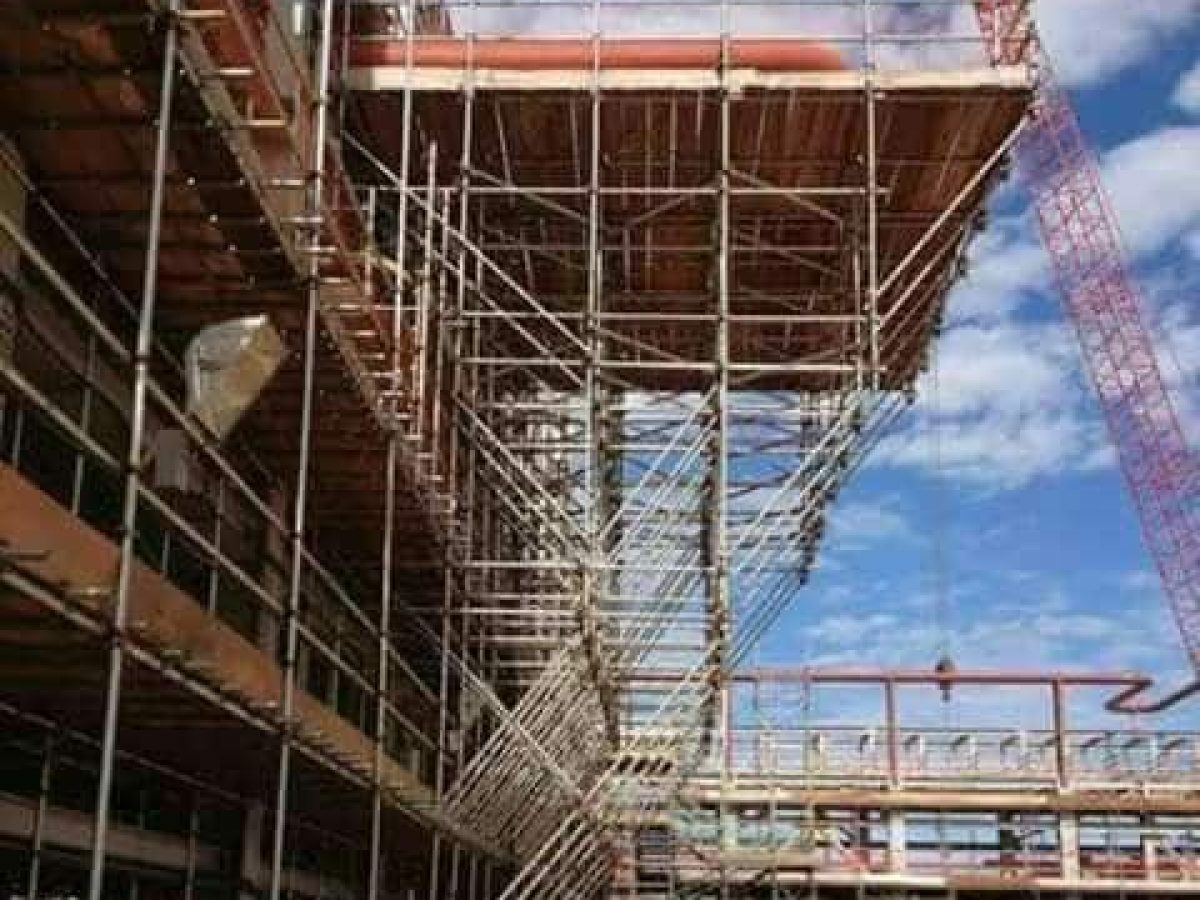 The Needle / Cantilever Scaffolding System Explained - Scaffold Pole