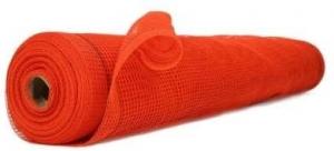 RK Heavy Duty Fire Retardant Vertical Safety Netting, High Visibility Orange