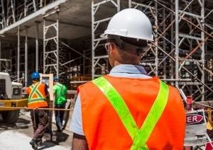Scaffolding Safety Hard Hats