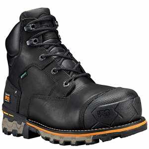 Timberland PRO Men's Boondock 6 Composite Toe Waterproof Industrial & Construction Shoe